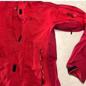 Adidas waterproof raincoat! Size M